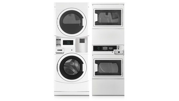 Whirlpool-Maytag Commercial Stackable