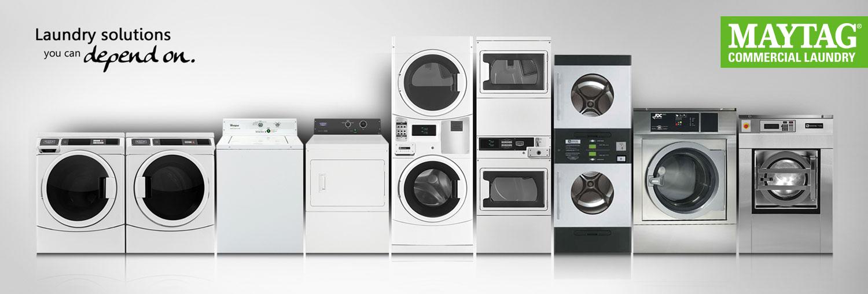 Whirlpool-Maytag Laundry Equipments